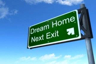 Home Plans Dream Home Exit Sign