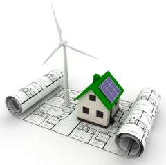 How to Build a Small Energy Efficient House | eHow.com
