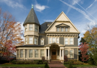 Colonial Home Plans, Victorian Home Floor Plans